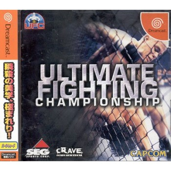 UFC : ULTIMATE FIGHTING CHAMPIONSHIP avec spincard
