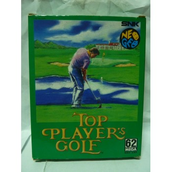 TOP PLAYERS GOLF Boite carton