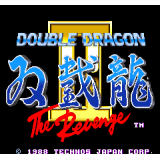 DOUBLE DRAGON 2 pcb