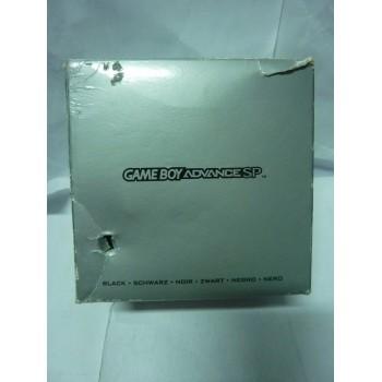 GAMEBOY ADVANCE SP grise en boite GBA SP