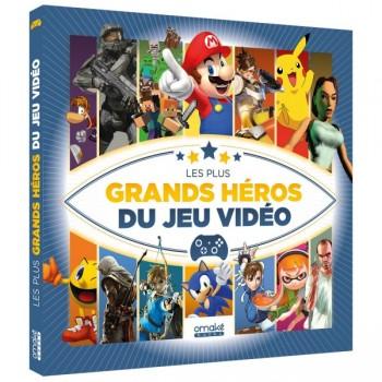 LES PLUS GRAND HEROS Du Jeux Vidéo