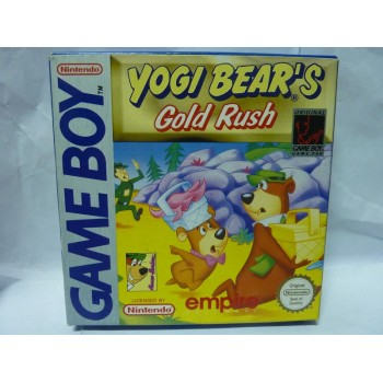 YOGI BEARS Gold Rush Pal Fah complet