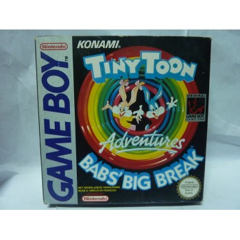 TINY TOON Game Boy Fah