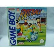 FOOTBALL INTERNATIONAL Game Boy Fah