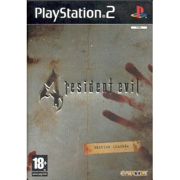 RESIDENT EVIL 4 coffret collector