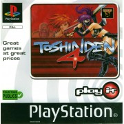 TOSHINDEN 4 play it edition