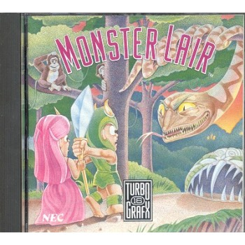 MONSTER LAIR us