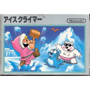 ICE CLIMBER complet