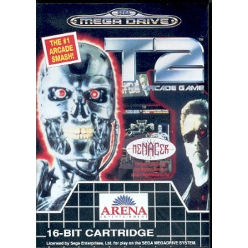 T2 : The Arcade Game (Terminator 2)