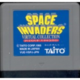 SPACE INVADERS VIRTUAL COLLECTION (Cart. Seule)