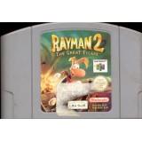 RAYMAN 2 (Cartouche Seule)