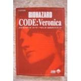 """BIOHAZARD CODE VERONICA """"OFFICIAL GUIDE BOOK"""""""