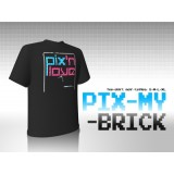 T-SHIRT PIX MY BRICK M