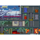"ELEVATOR ACTION RETURNS ""TAITO F3"""