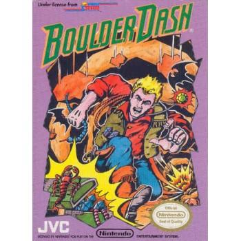 BOULDER DASH (cart. seule)