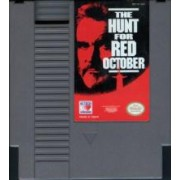 THE HUNT FOR RED OCTOBER (cart. seule)