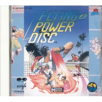 FLYING POWER DISC/FIGHTERS HISTORY DYNAMITE SOUNDTRACK