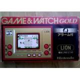 LION Game & Watch 1981