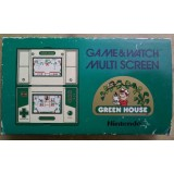 GREEN HOUSE Game & Watch