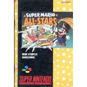NOTICE DE SUPER MARIO ALL STARS