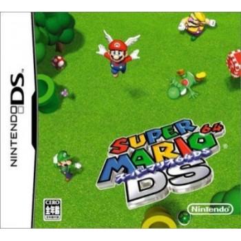 SUPER MARIO 64 DS jap