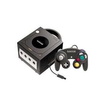 Console GAMECUBE Noir Pal