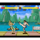 FIGHTERS HISTORY jamma/pcb