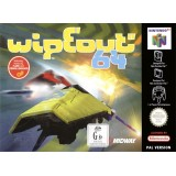 WIPEOUT 64 complet