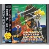 WHORLD HEROES (Neuf)