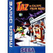 TAZ in escape from Mars (sans notice)