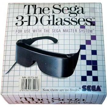 THE SEGA 3D GLASSES Pal