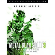 METAL GEAR SOLID 3 guide officiel