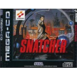 SNATCHER Mega Cd Pal