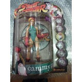 FIGURINE STREET FIGHTER : CAMMY