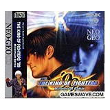 KING OF FIGHTERS 99 cd
