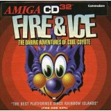 FIRE & ICE amiga cd 32 (neuf)