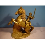 ZELDA Twilight Princess GOLD STATUE Club Nintendo