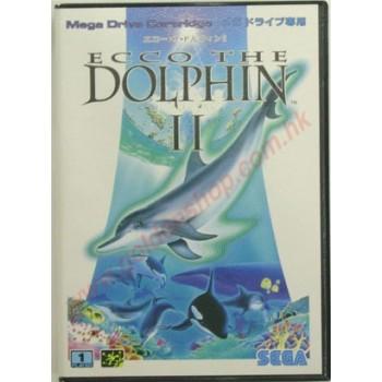 ECCO THE DOLPHIN 2 jap (sans notice)