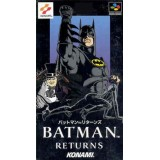 BATMAN RETURNS sfc (cart. seule)