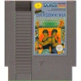 BAD DUDES vs DRAGON NINJA (Cart. Seule)