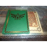ZELDA SPIRIT TRACKS GUIDE COLLECTOR NEUF